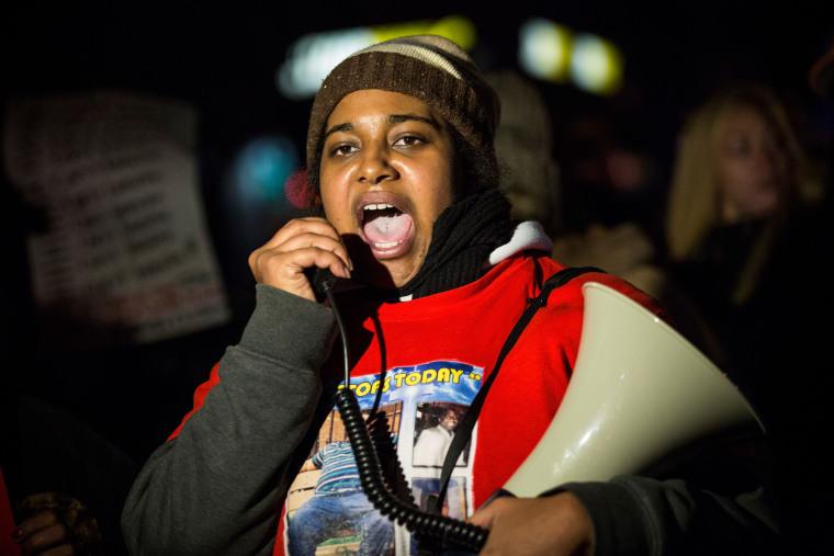 Civil rights activist Erica Garner passed away