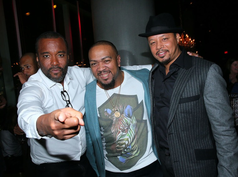 Timbaland Leaves <i>Empire</i> TV Series