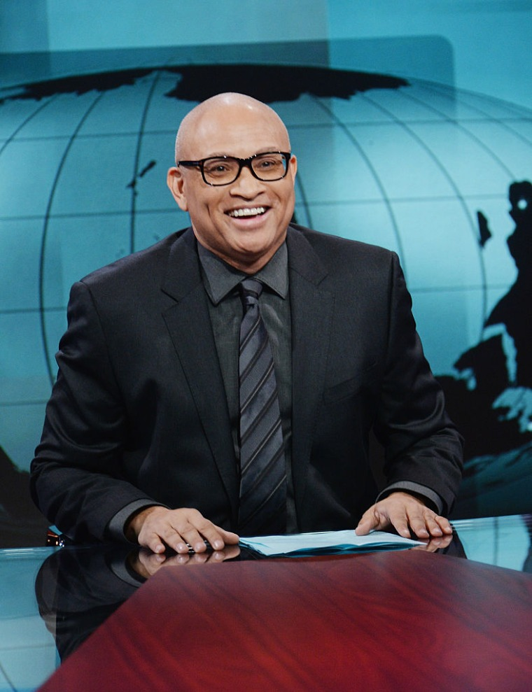 Larry Wilmore Has Signed A Multi-Year Overall Deal With ABC Studios