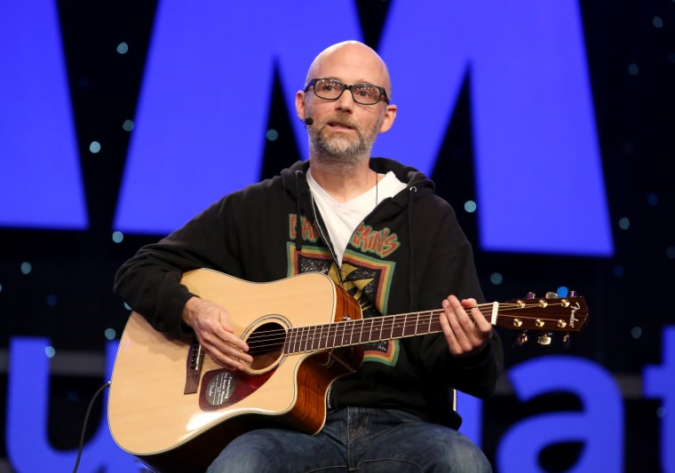 Moby says the CIA asked him to use his social media following to tell the world about Trump and Russia