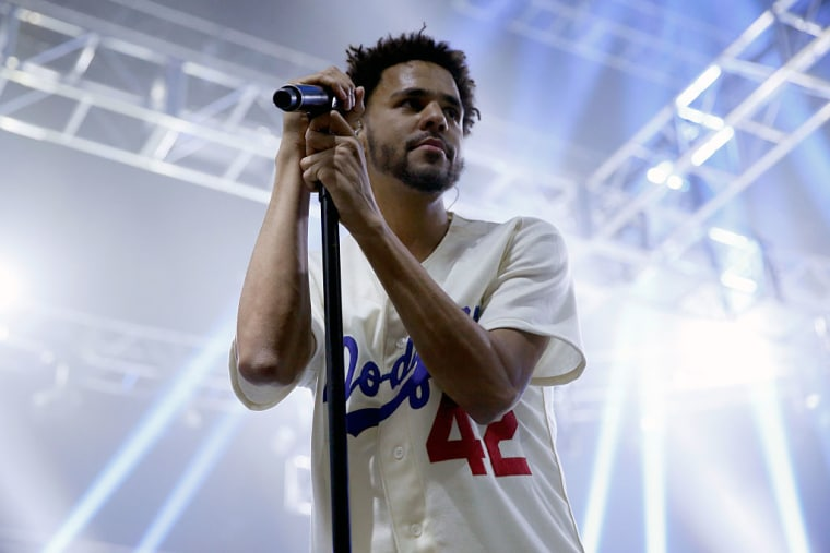 Is J. Cole Dropping A New Album Next Week?