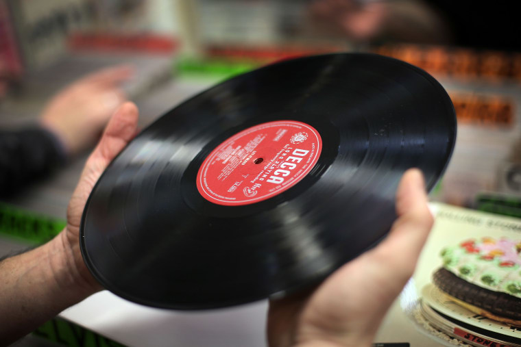 "An Australian company has invested $4.8 million in ""HD vinyl"""