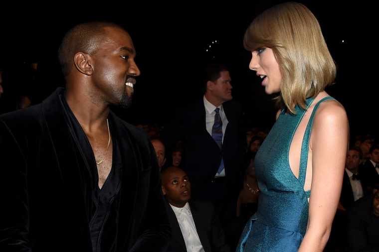 Kanye West And A Rep For Taylor Swift Tell Different Stories About Controversial Lyric