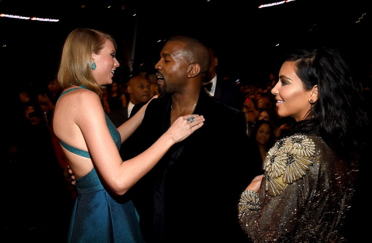 "A Brief History Of The Kanye West And Taylor Swift ""Famous"" Rift"