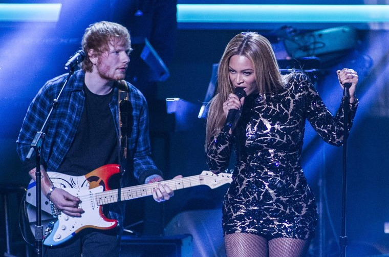 "Ed Sheeran and Beyoncé's ""Perfect"" is the No. 1 song on the Hot 100"