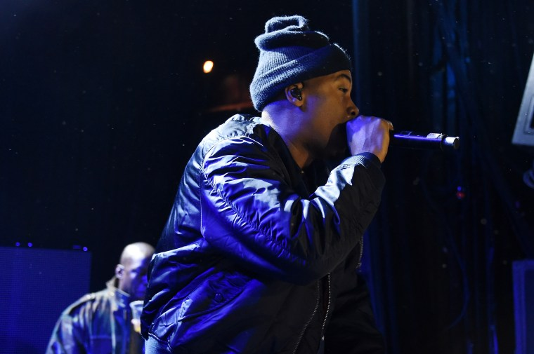 "Nas On Charleston Murders: ""Racism Is Rotting America"""