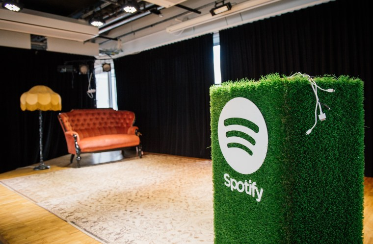 Spotify's New Feature Lets Listeners Access Songwriter And Producer Data