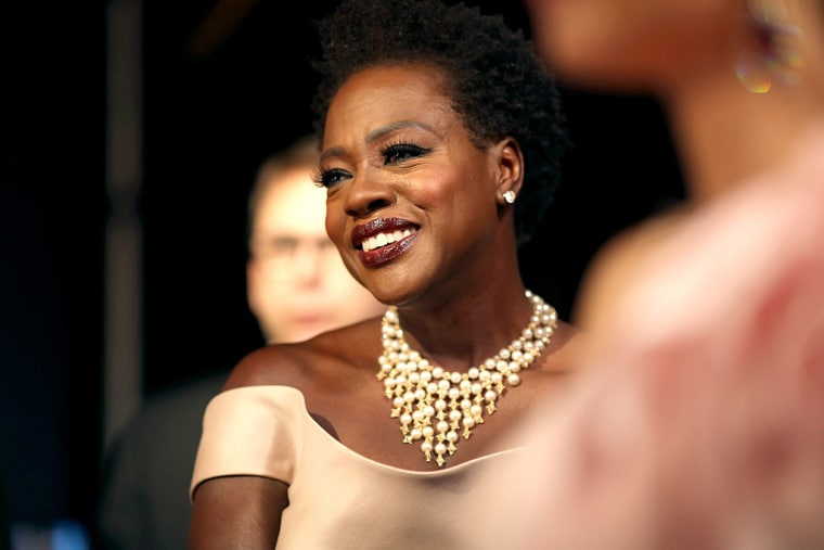 Viola Davis, Naomie Harris, And Octavia Spencer Make Up The First-Ever Black Majority In An Oscars Category