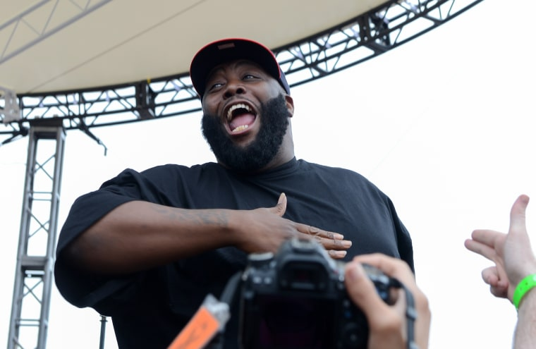 """Killer Mike: """"I Wish Those Folks In That Church Had Been Armed"""""""