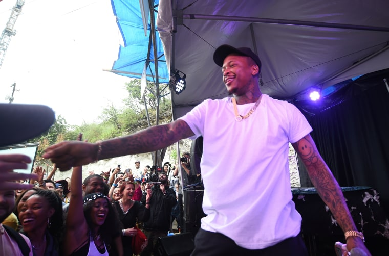 Report: YG Shot Three Times In L.A.
