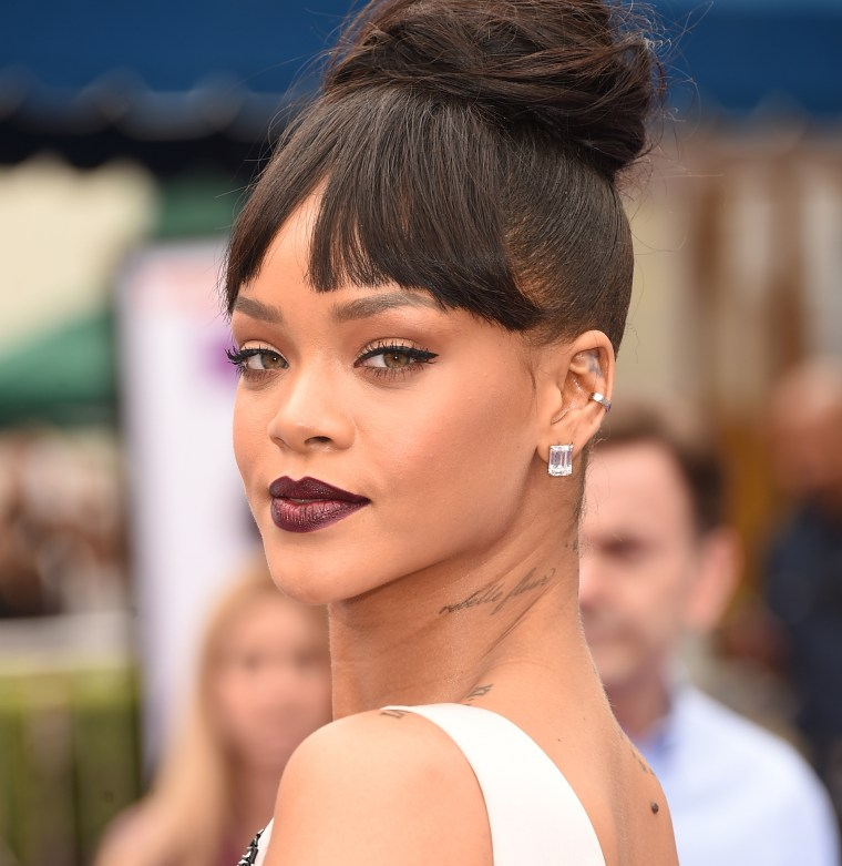 Rihanna Brutally Shut Down A Wannabe Boyfriend
