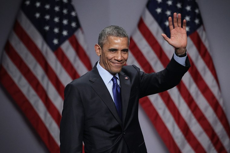 President Obama to Deliver Farewell Address Next Week In Chicago