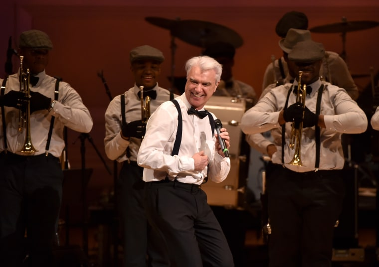 David Byrne Calls For More Transparency From Streaming Services And Record Labels