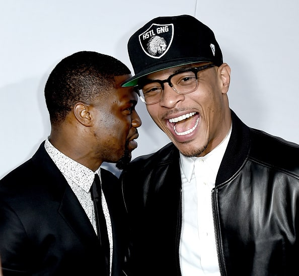 T.I. And Kevin Hart Are Developing A TV Show