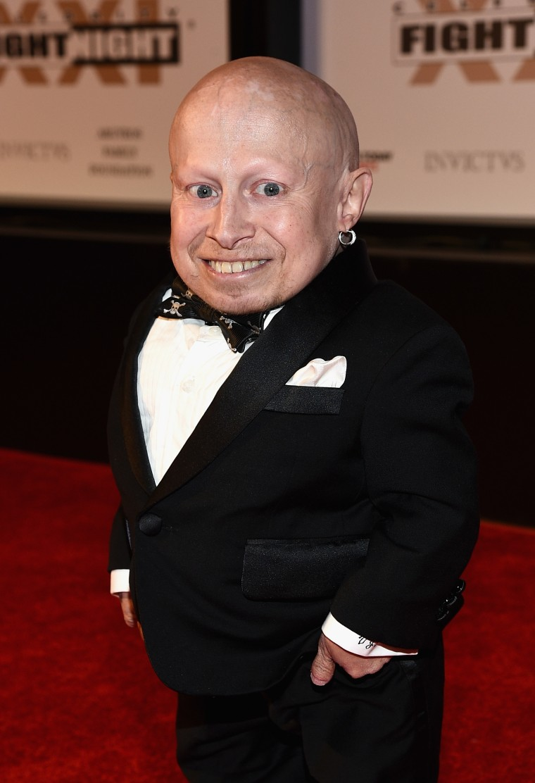 Verne Troyer has died