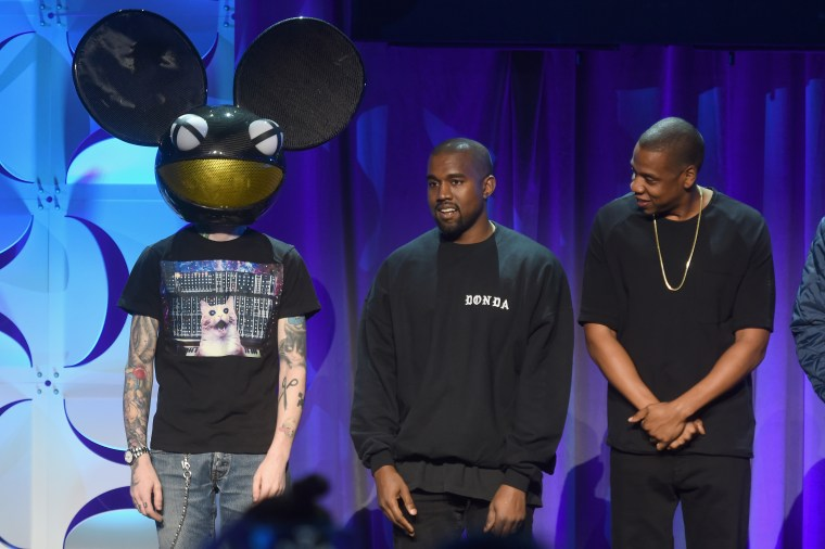 """Kanye West: """"@Deadmau5 … Is This Person's Name Pronounced Dead-Mow-Five?"""""""