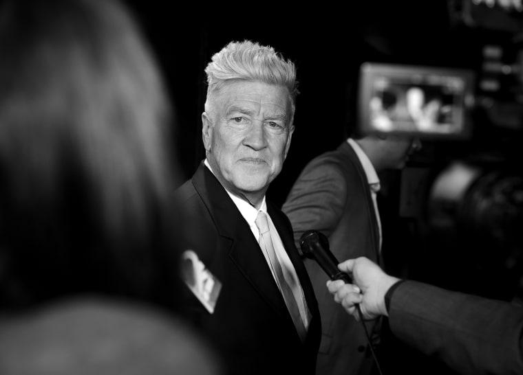 David Lynch To Write Memoir