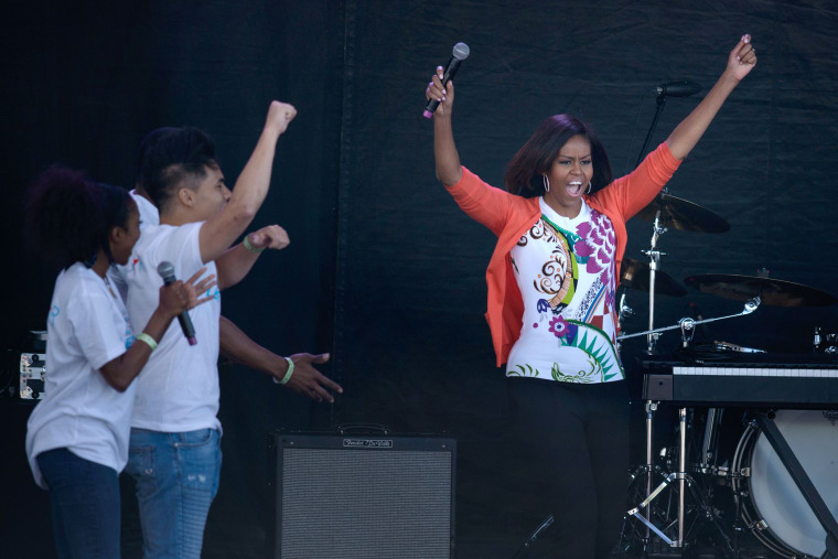 "Missy Elliott, Janelle Monáe, Zendaya And More Join Michelle Obama's ""This Is For My Girls"""