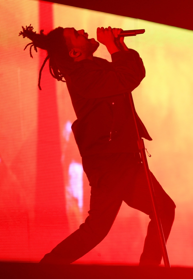 """The Weeknd Shares """"Can't Feel My Face"""" Video"""