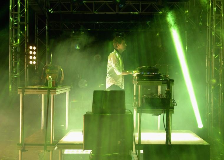 "Listen To John Talabot's Remix Of Jamie xx's ""Loud Places"""