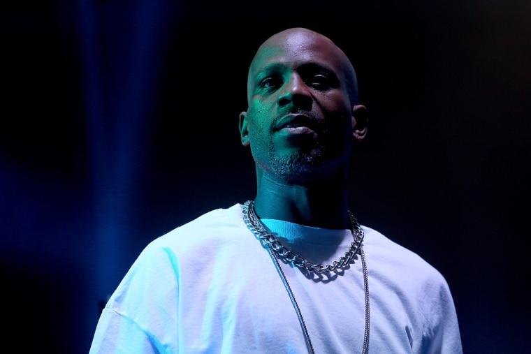 DMX reportedly imprisoned for violating bail conditions