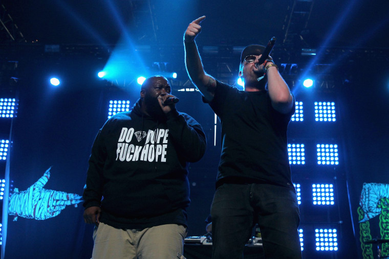 Run The Jewels And Banksy Talk Ferguson, Dismaland And Favourite Artists