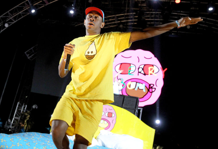 Tyler, The Creator Says He's Been Banned From Australia
