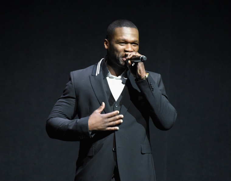 50 Cent Reportedly Filed For Bankruptcy