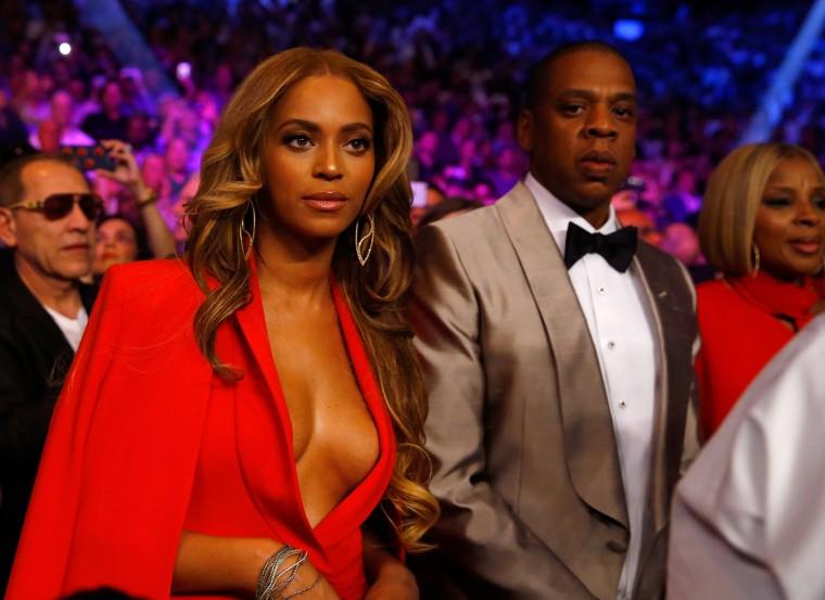 "Beyoncé and JAY Z talk infidelity on ""LOVEHAPPY"""