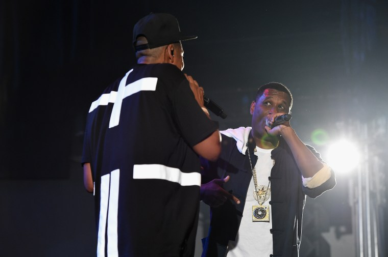 "Jay Electronica Apologizes To Kendrick Lamar And 50 Cent For ""Past Transgressions"""