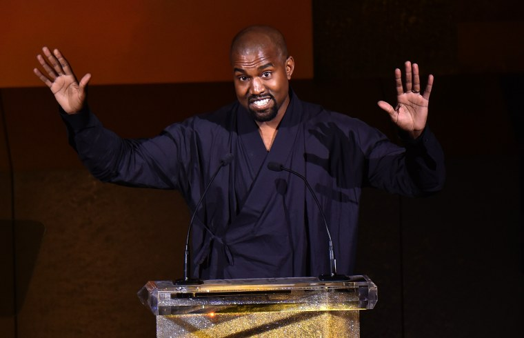 <i>GQ</i> Named Kanye The Most Stylish Man Alive