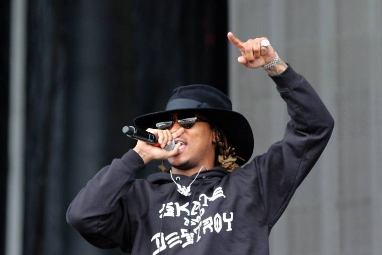Here Are The First Week Sales Projections For Future's <i>Dirty Sprite 2</i>