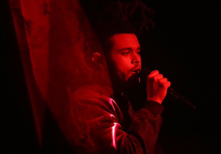 Lose Feeling With The Weeknd's Giddy New Single