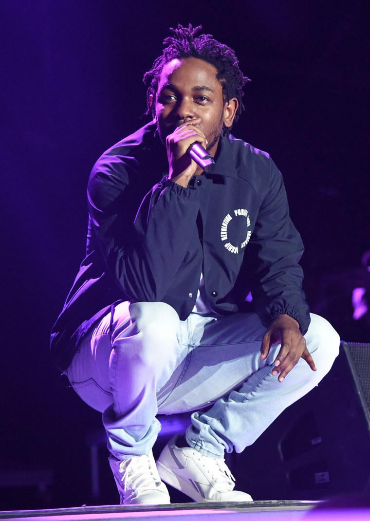 Colbert Taps Kendrick Lamar As First <i>Late Show</i> Musical Guest