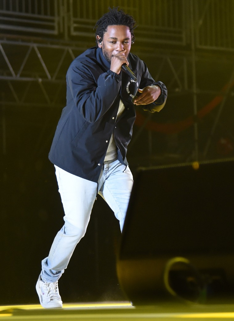 Kendrick Lamar To Perform With The National Symphony Orchestra