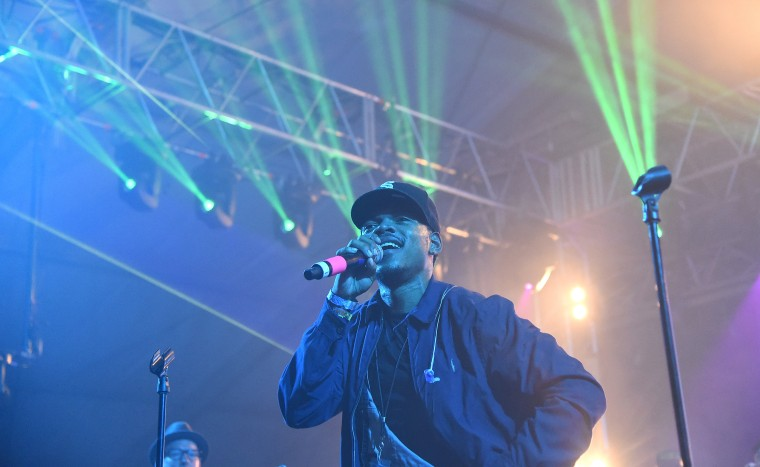 "Listen To Chance The Rapper & Noname Gypsy's ""Israel (Sparring)"""