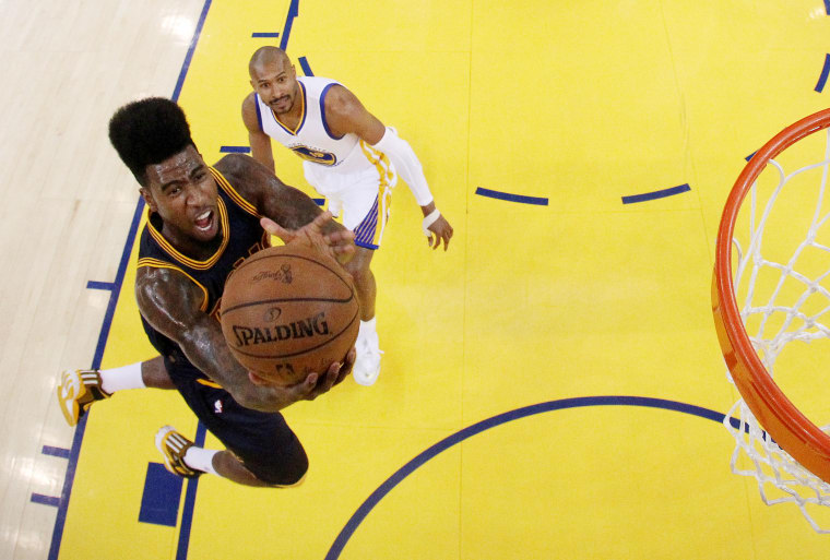 "Listen To Cleveland Cavalier Iman Shumpert's Cover Of ""Hotline Bling"""