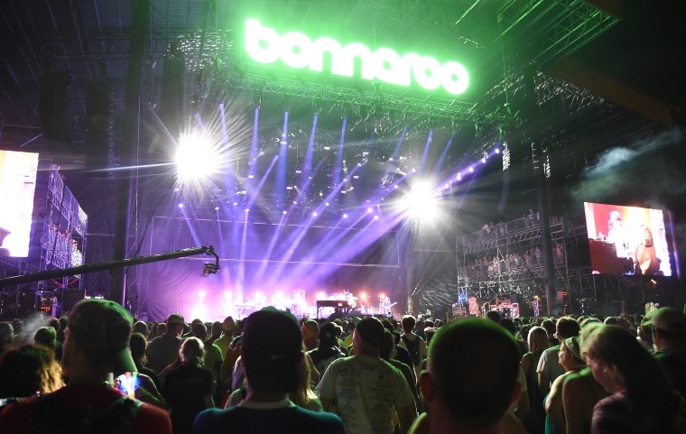 Man found dead at Bonnaroo