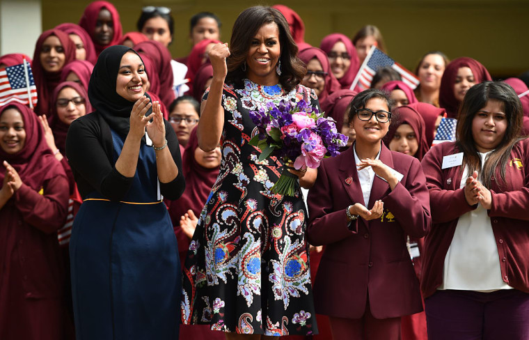 Report: Trump Is Shutting Down Michelle Obama's Let Girls Learn Program