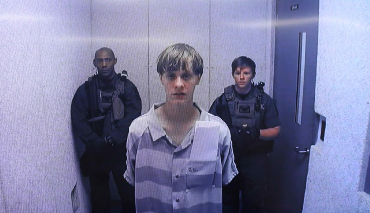 Dylann Roof Found Guilty On All Counts In Charleston Church Shooting