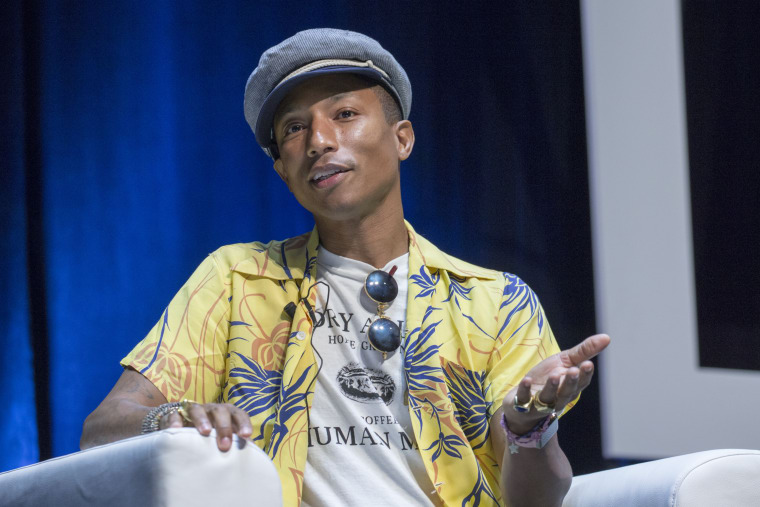Watch A Snippet Of A New Pharrell Video