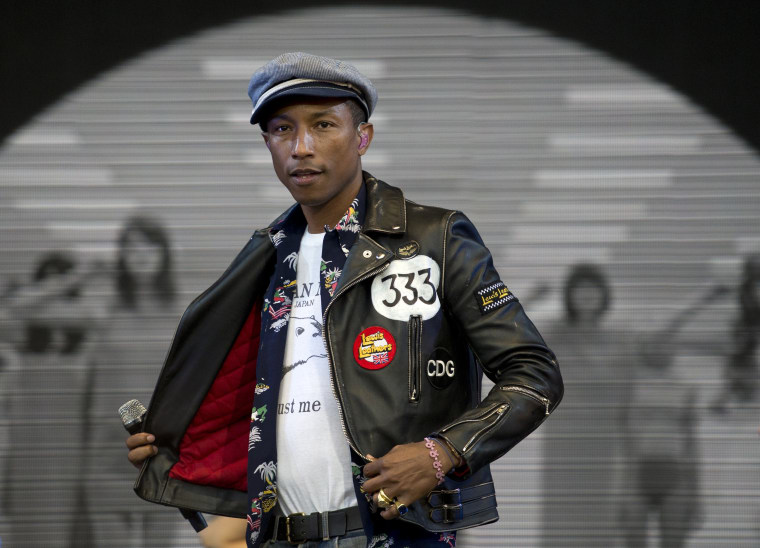 "Hear The Full Version Of Pharrell Williams' New Song ""Freedom"""
