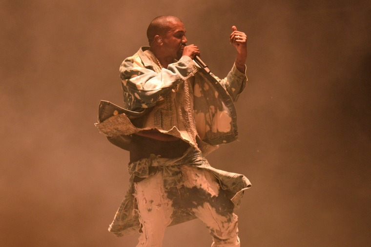 "Kanye West Came To Glastonbury To Reclaim Your Idea Of A ""Rock Star"""