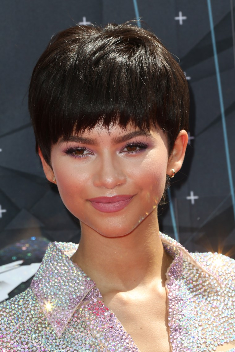Zendaya Doesn't Care If You Like Her New Hair