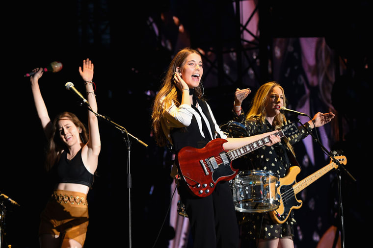 Haim And Katy Perry Will Perform On <i>Saturday Night Live</i> In May