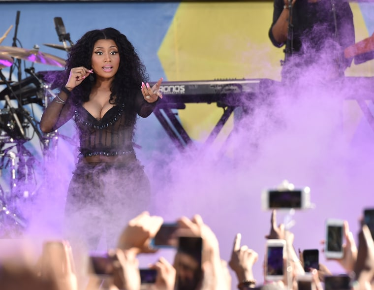 A Nicki Minaj-Themed Videogame Is In The Works