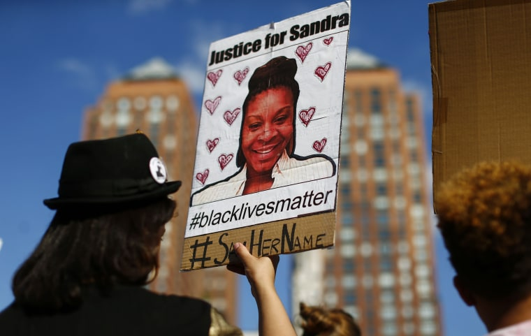 Family Of Sandra Bland Settles Wrongful Death Suit For $1.9 Million