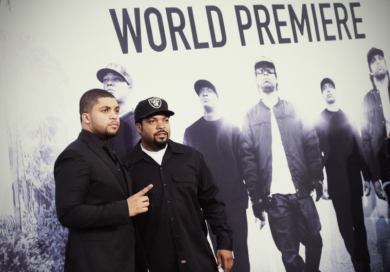 N.W.A. Hits The Top 40 For The First Time Ever