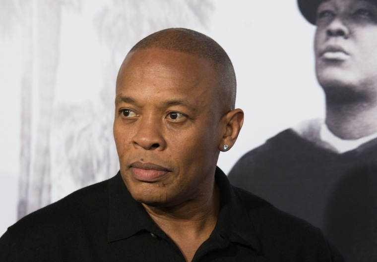 "Michel'le On Dr. Dre's Apology: ""I Don't Think It's Sincere"""
