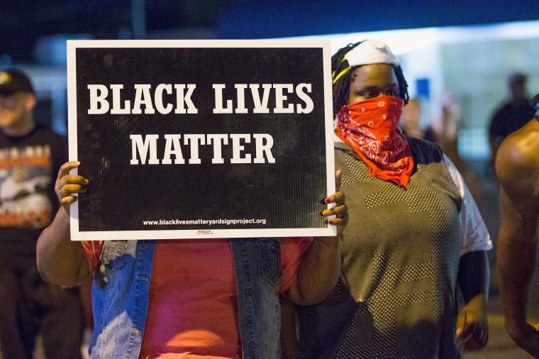 AMC Is Developing A Black Lives Matter TV Show